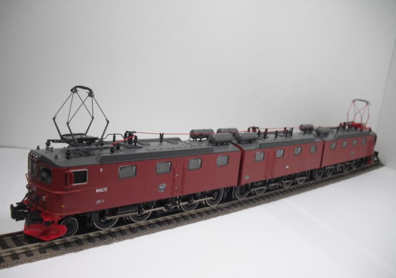LKAB : ça c'est un train de minéraliers... Dscf0039