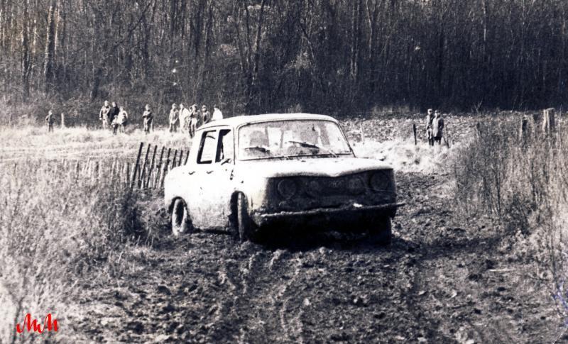 Rallye Boue et haricots...197..... 1969-b10
