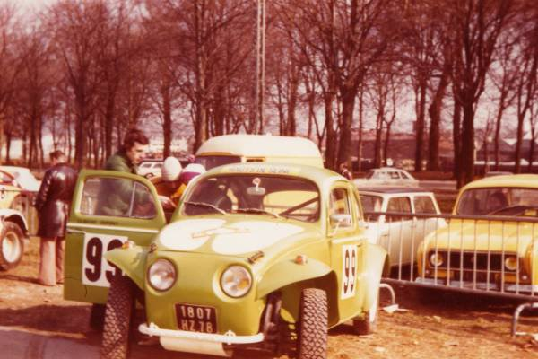 Rallye Boue et haricots...197..... Bugste11