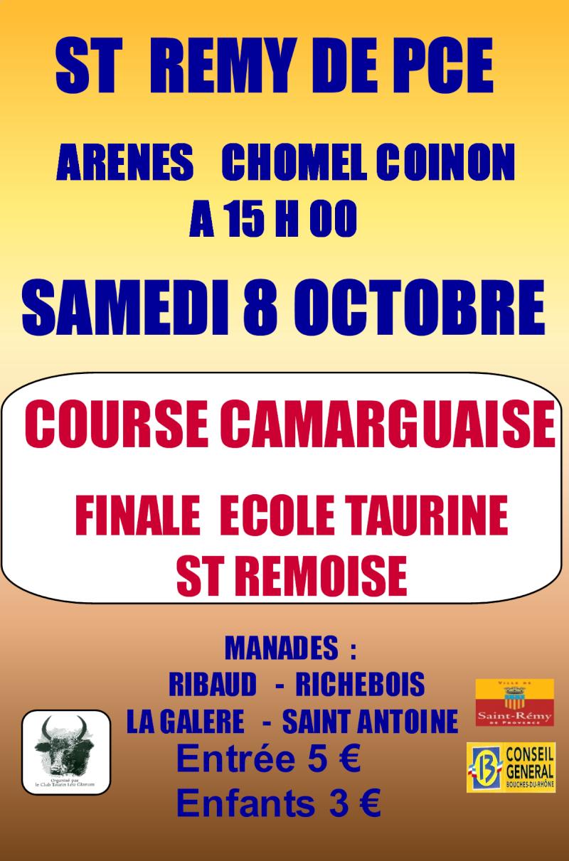 finale ecole de raseteurs st remy samedi 8 octobre Finale11