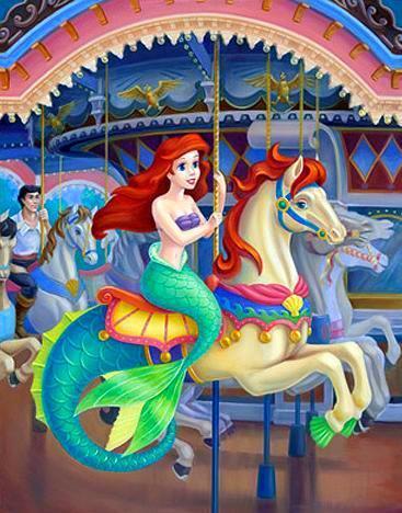 Princesses Disney - Page 4 Carous22