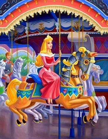 Princesses Disney - Page 4 Carous23