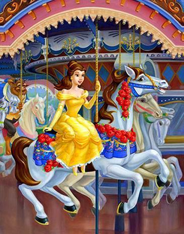 Princesses Disney - Page 4 Carous24