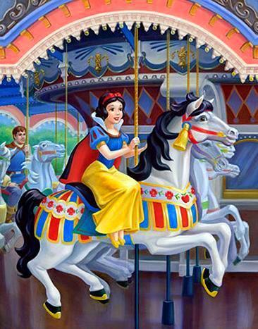 Princesses Disney - Page 4 Carous27