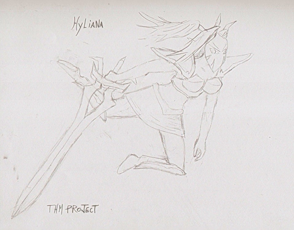 Gallerie d' YtRaM Hylian13