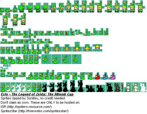 Sprite Zelda Mc_ezl10
