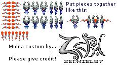 Sprite Zelda Midna10