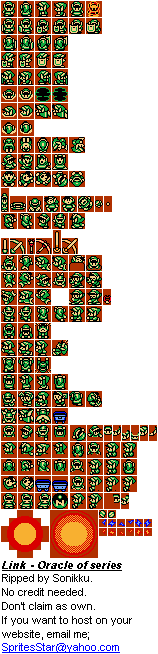 Sprite Zelda Oracle10