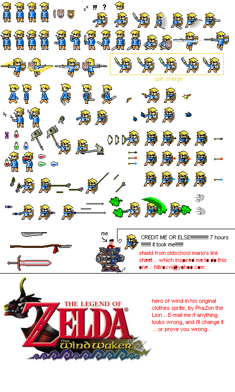 Sprite Zelda Ww_lin10