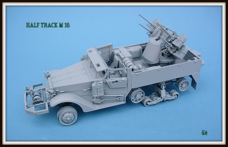 Half track M16 Tamiya 1/35 - Page 2 Dscn0077