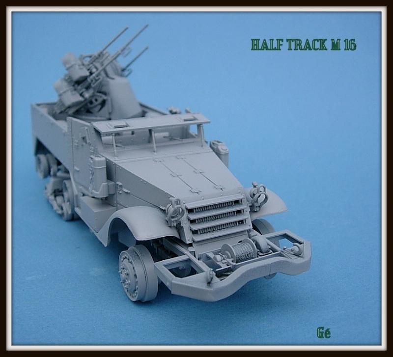 Half track M16 Tamiya 1/35 - Page 2 Dscn0079