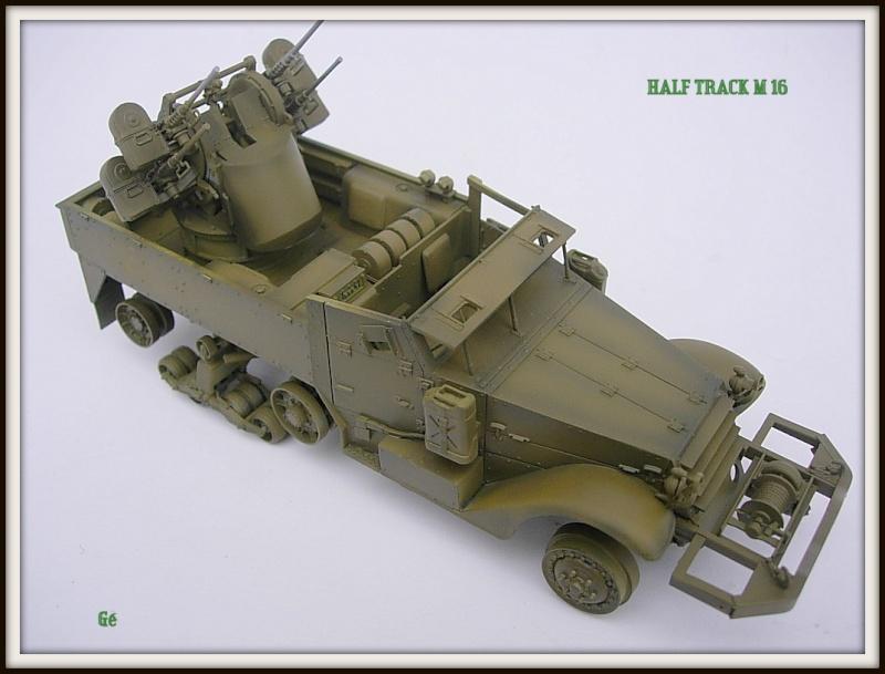 Half track M16 Tamiya 1/35 - Page 2 Dscn0080