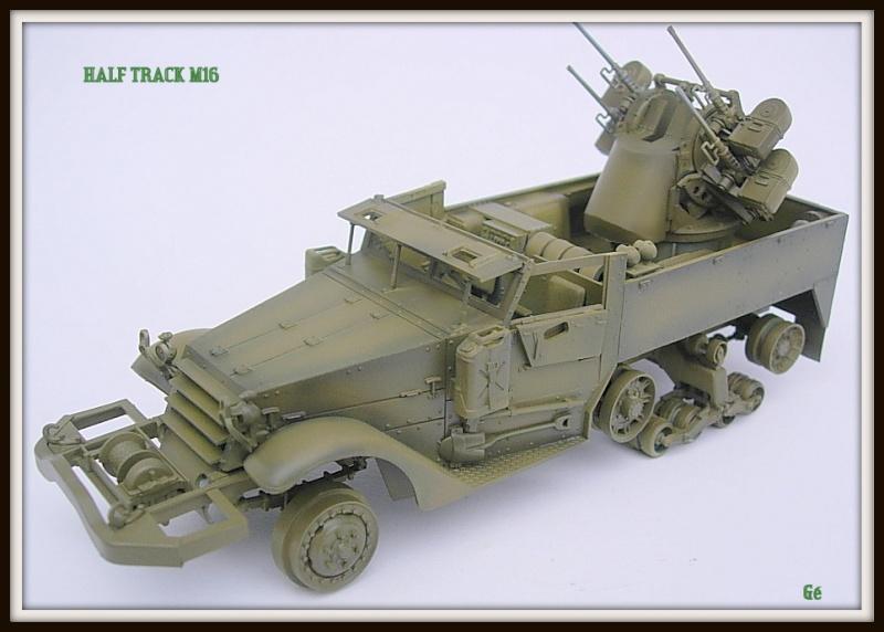 Half track M16 Tamiya 1/35 - Page 2 Dscn0082