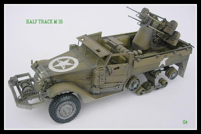 Half track M16 Tamiya 1/35 - Page 2 Dscn0084