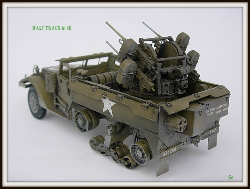 Half track M16 Tamiya 1/35 - Page 2 Dscn0085