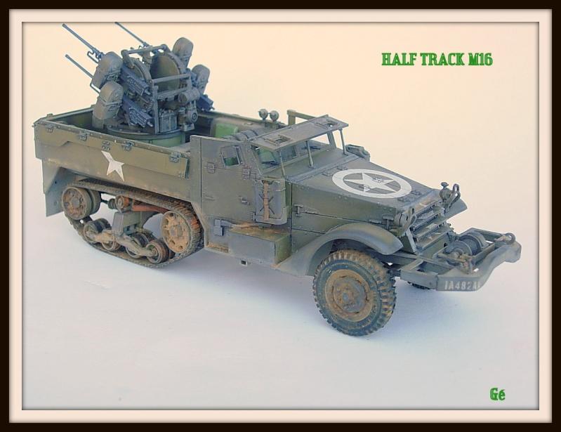 Half track M16 Tamiya 1/35 - Page 3 Dscn0090