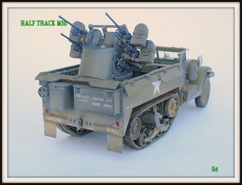 Half track M16 Tamiya 1/35 - Page 3 Dscn0091