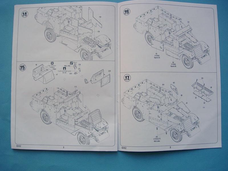 M3A1 Scout car Hobby Boss 1/35 Dscn0102