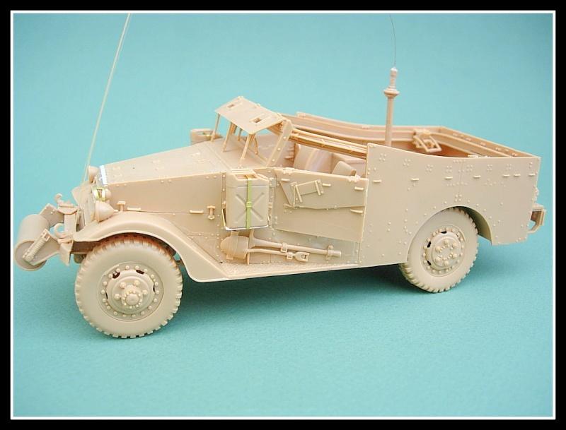 M3A1 Scout car Hobby Boss 1/35 Dscn0158