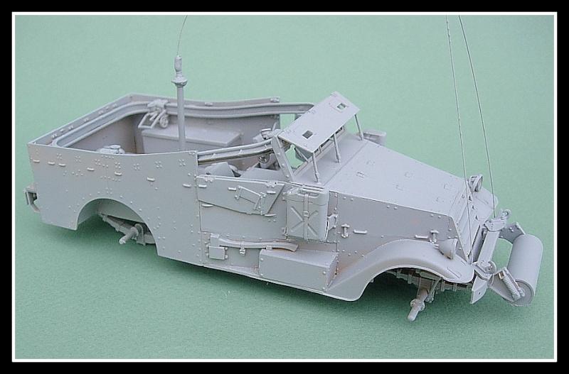 M3A1 Scout car Hobby Boss 1/35 Dscn0163
