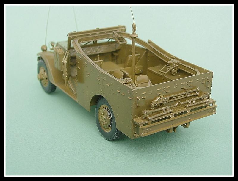 M3A1 Scout car Hobby Boss 1/35 Dscn0166