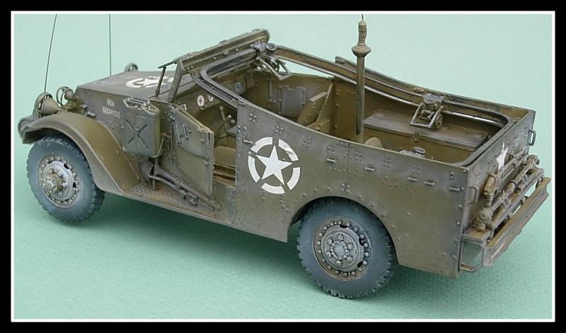 M3A1 Scout car Hobby Boss 1/35 Dscn0167