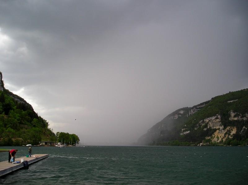 a la poursuite des orages Nantua10