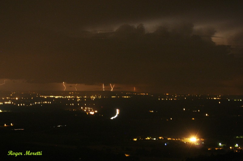 encore un orage violent . Photo154