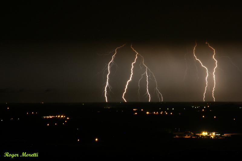 encore un orage violent . Photo158