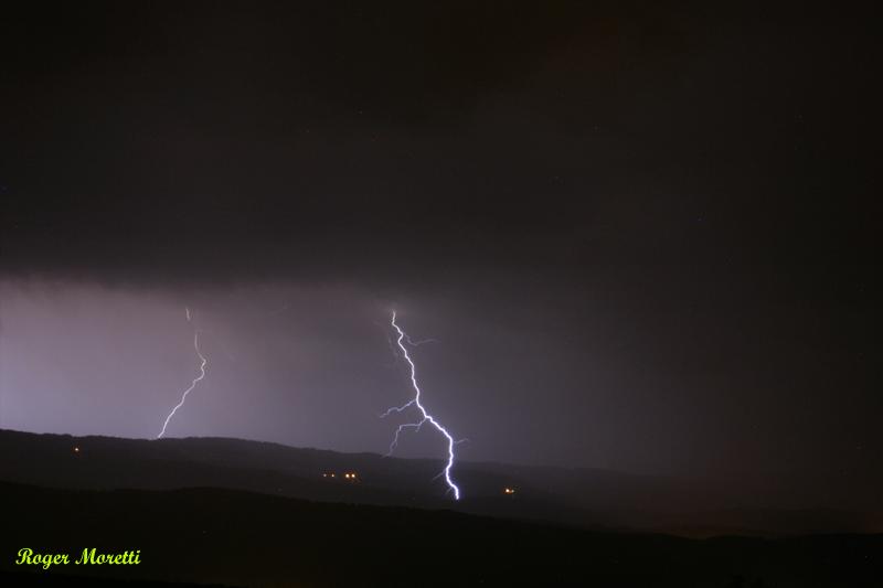 encore un orage violent . Photo159