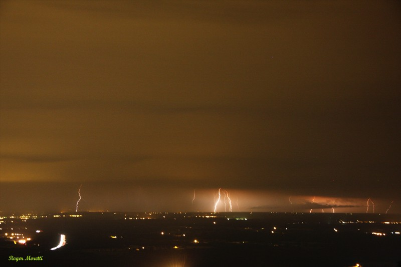 encore un orage violent . Photo160