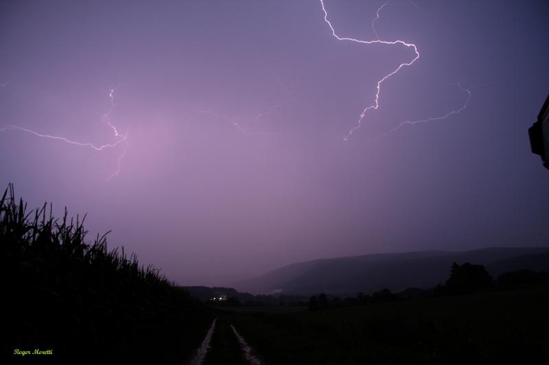 orages du mois d'aout 2008 Photo173