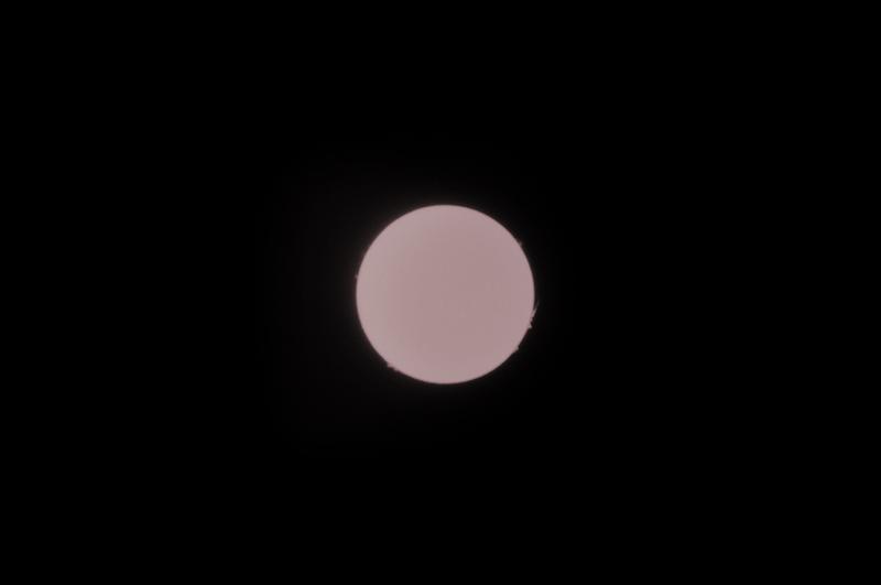 activité solaire 2011 Soleil12