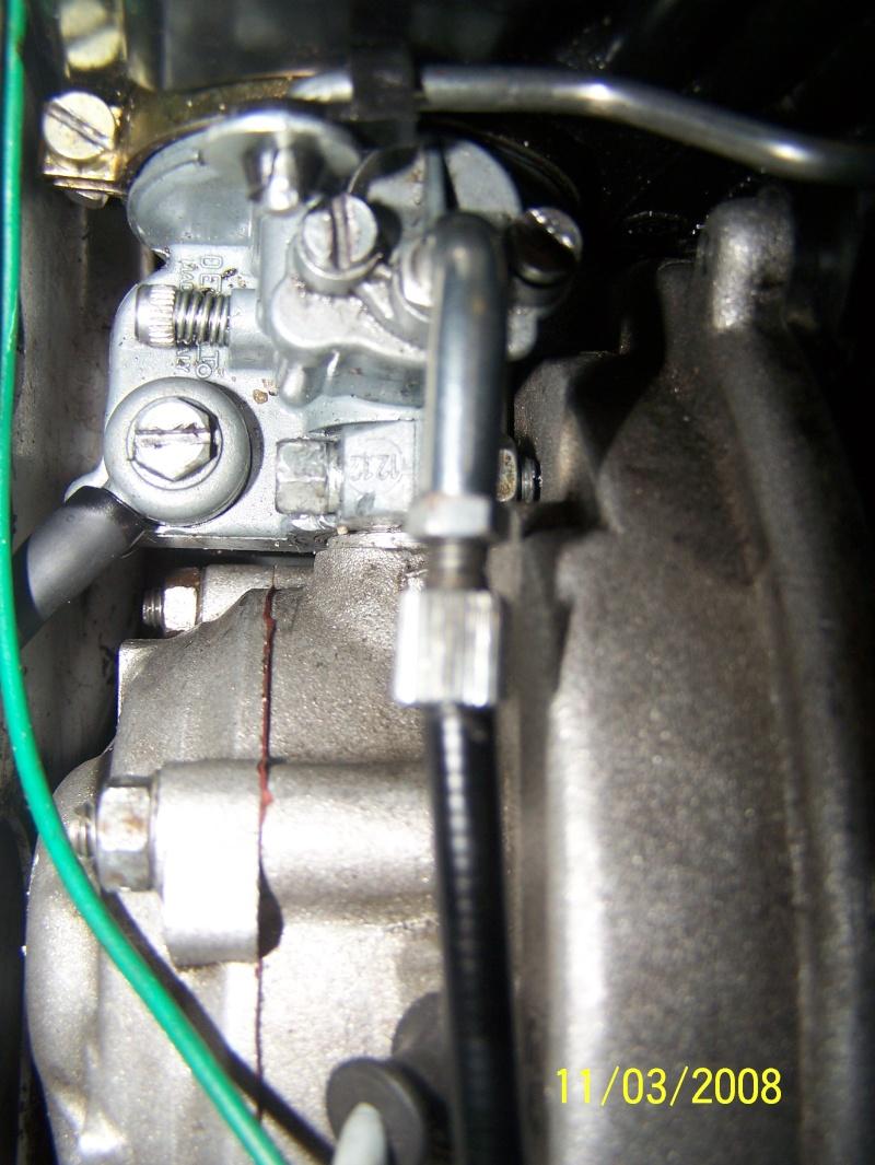 (Projet cadre) + moteur FULL MALOSSI , repos du 50cc - Page 3 100_2316