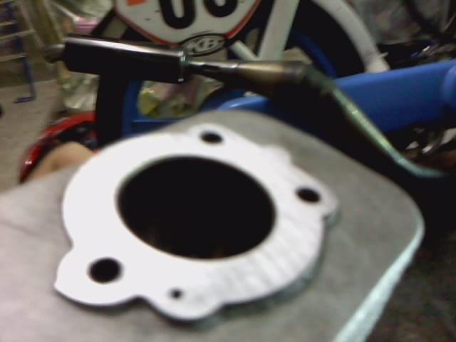 (Projet cadre) + moteur FULL MALOSSI , Réfection moteur - Page 2 P2709113