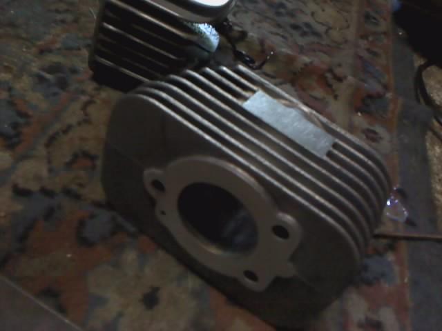 (Projet cadre) + moteur FULL MALOSSI , Réfection moteur - Page 2 P2709114