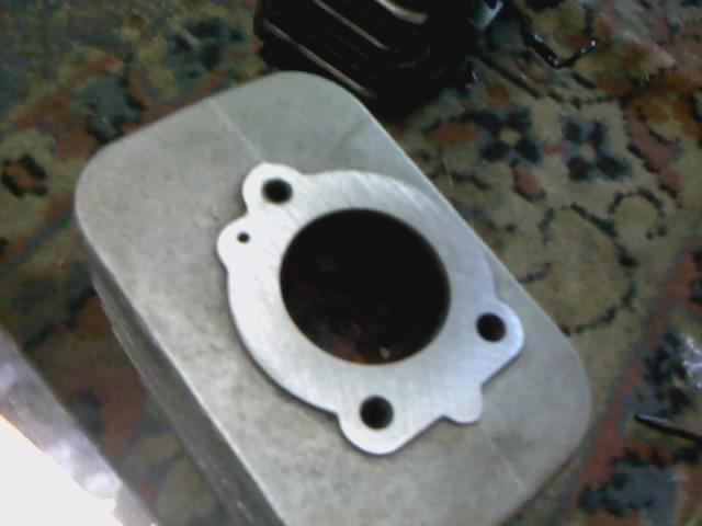 (Projet cadre) + moteur FULL MALOSSI , Réfection moteur - Page 2 P2709115
