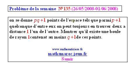problème N°135 (26/05/2008-01/06/2008) Pb_n1316