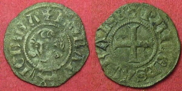 Denier d'Orange pour Raymond III ou IV Orange10