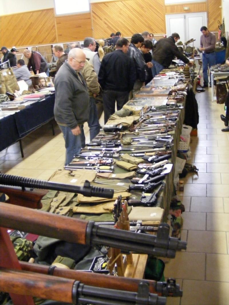 4éme Bourse aux armes & militaria, MARNE Memory 44 à Coolus Dscf2079