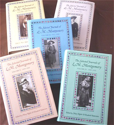 Journaux intimes (The Selected Journals of L. M. Montgomery) Journa10