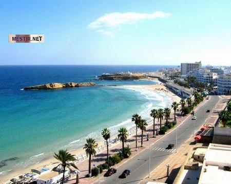 Le boulevard de Monastir  Fa10
