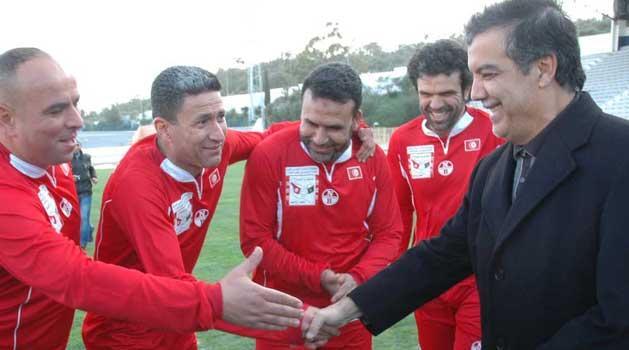 Match amical: Tunisie-Libye 3-1 Koora611