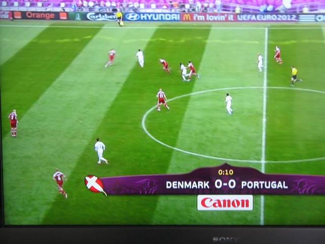 Euro 2012 [ 13 juin ]Danemark / Portugal - Pays-bas / Allemagne Mesti119