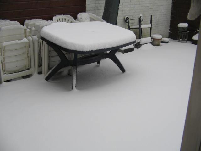 Il neige aux Pays-Bas Mestir79