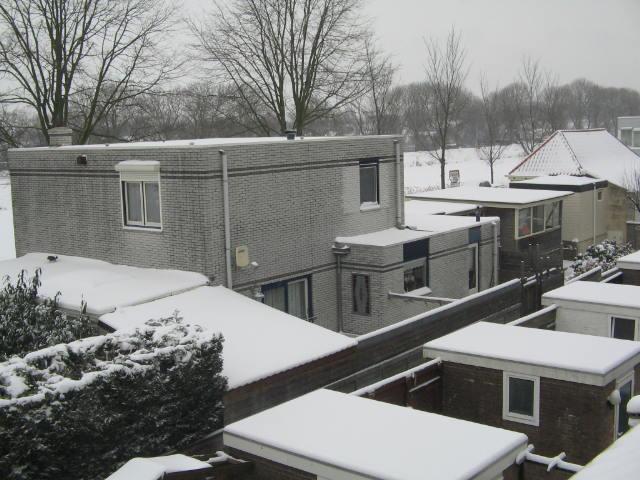 Il neige aux Pays-Bas Mestir82