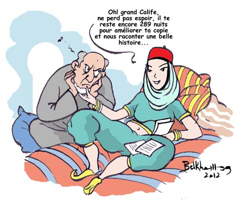 Caricature du jour Sheraz10