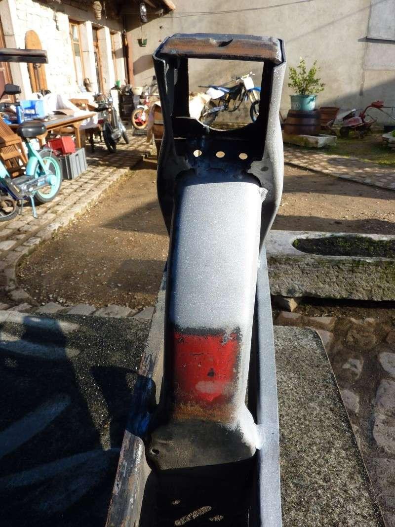 sablage  du cadre ciao  ou piece  Photo115