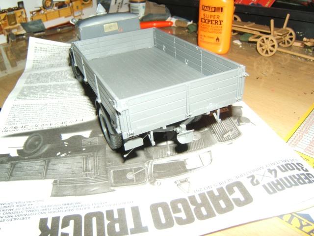 peinture - Cargo truck 4x2 - Page 2 Dscf4931