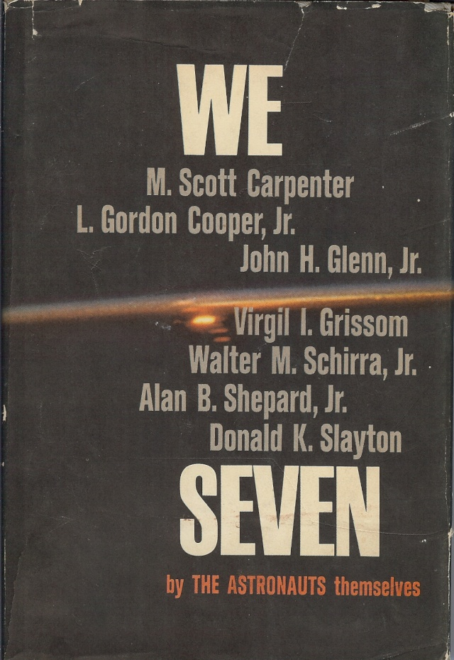"""Livres : """"We seven by the astronauts themselves"""" 02-23-10"""